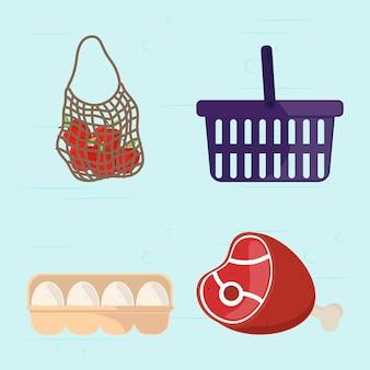 Fresh food grocery