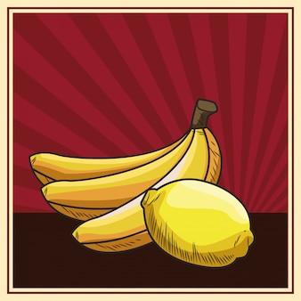 Fresh fruit nutrition healthy