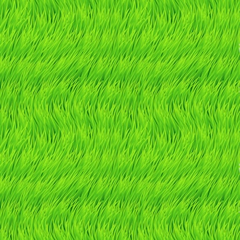 Fresh grass seamless