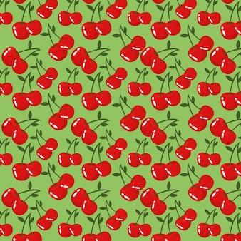 Свежий фон из органических фруктов