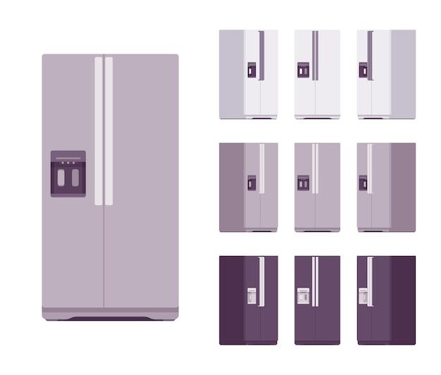 냉장고 밝은 세트, 주방 용품