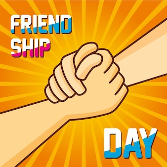 Friend ship day