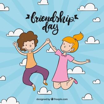 День дружбы с счастливыми людьми