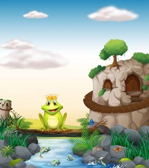 Принц-лягушка