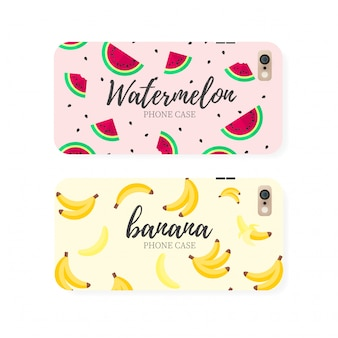 Fruit phone cases
