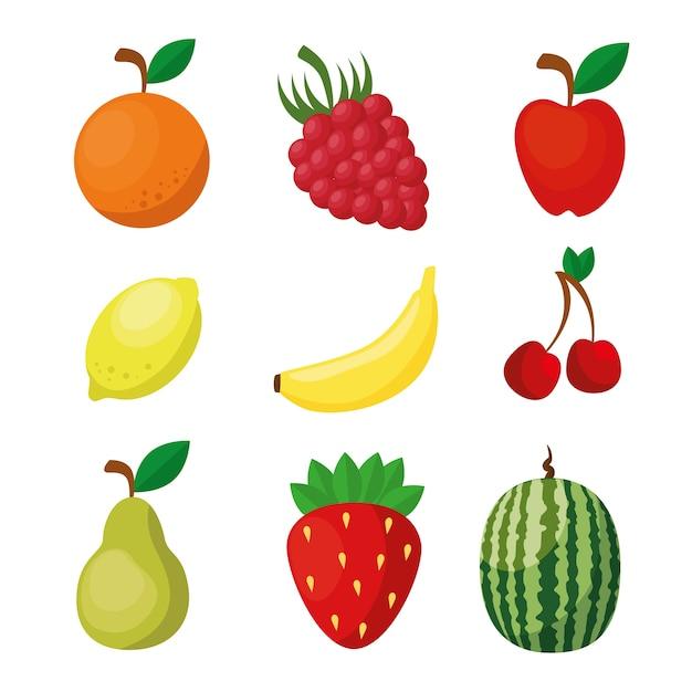 menu fruit vectors photos and psd files free download rh freepik com fruit vectors png fruit vectors free