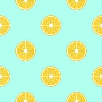 果物のパターン、カラフルな夏の背景。エレガントで豪華なスタイルのイラスト