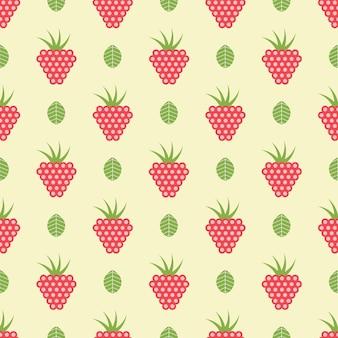 Fruits pattern, colorful summer background. elegant and luxury style illustration