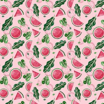 水果模式概念