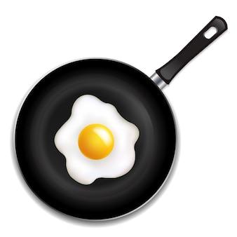 계란 후라이 팬