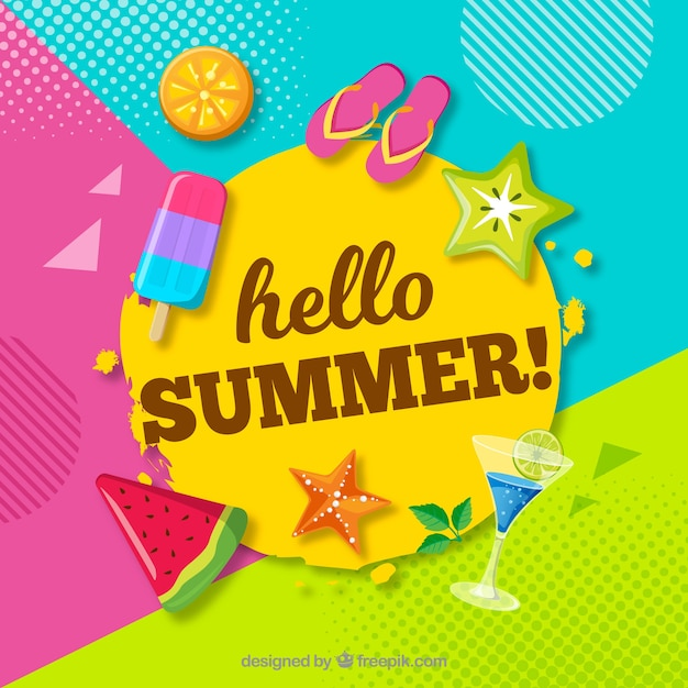 photo about Have a Ball This Summer Free Printable named Summertime Vectors, Shots and PSD documents Free of charge Obtain