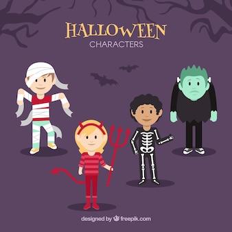 Fun halloween costumes set