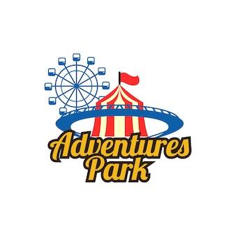 楽しい公園のロゴ