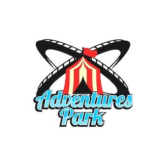 Fun park logo