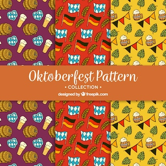 Fun patterns with colorful german complements