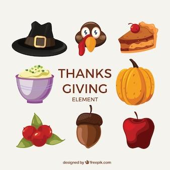 Коллекция благодарных благодарностей