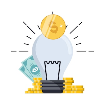 Funding concept and investment