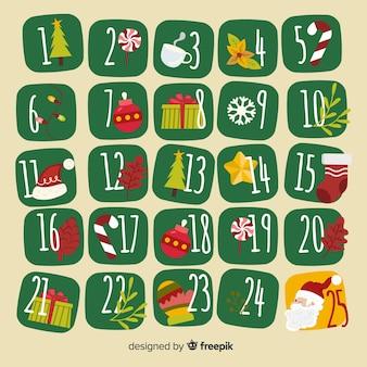 Funny advent calendar