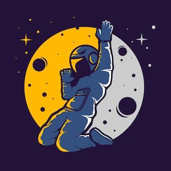 Веселые космонавты могут свободно самовыражаться