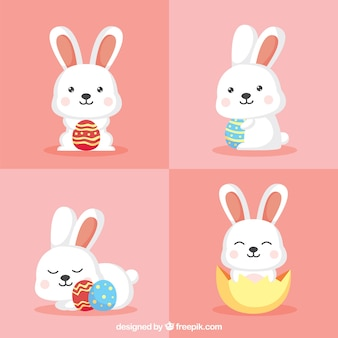 Funny bunny pack