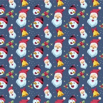 재미 있은 크리스마스 패턴