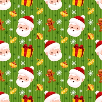 Забавный рождественский образец