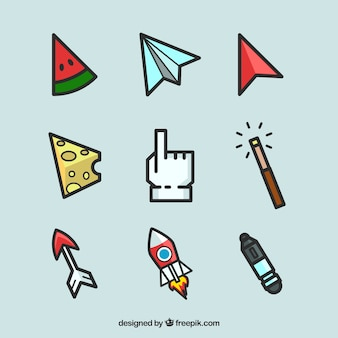 Mouse Pointer Vectors, Photos and PSD files | Free Download