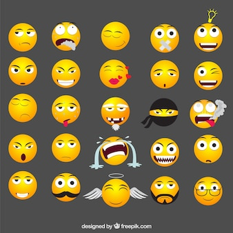 Funny emoticons