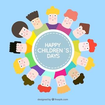子供の日の面白いイラスト