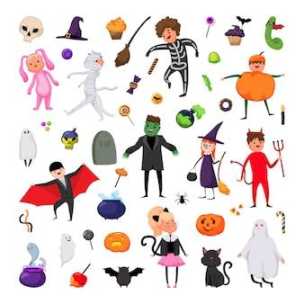 Смешные иллюстрации на день хэллоуина