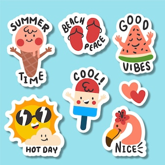 Funny lol stickers theme
