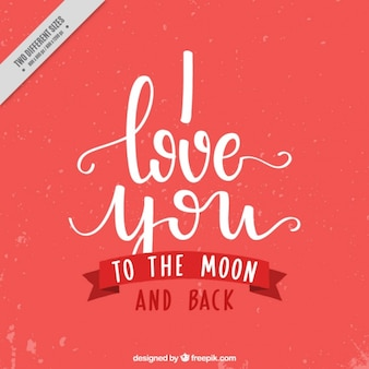 Funny love quote in vintage style