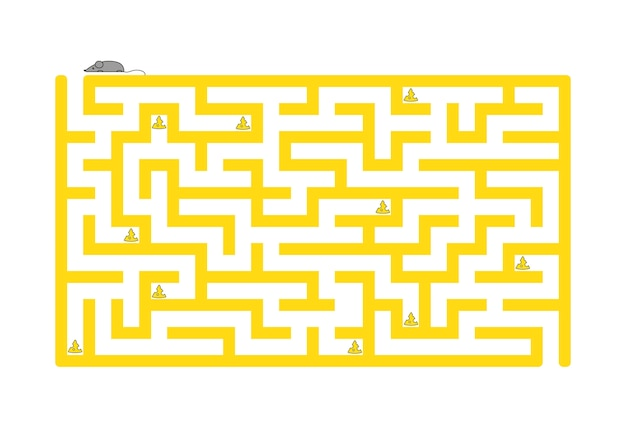 Funny maze.