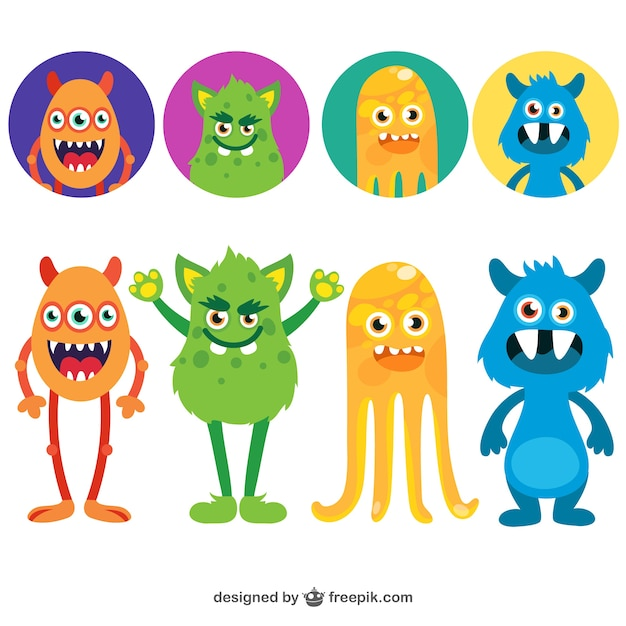 monster vectors photos and psd files free download rh freepik com monster victory bluetooth manual monster vector tutorial