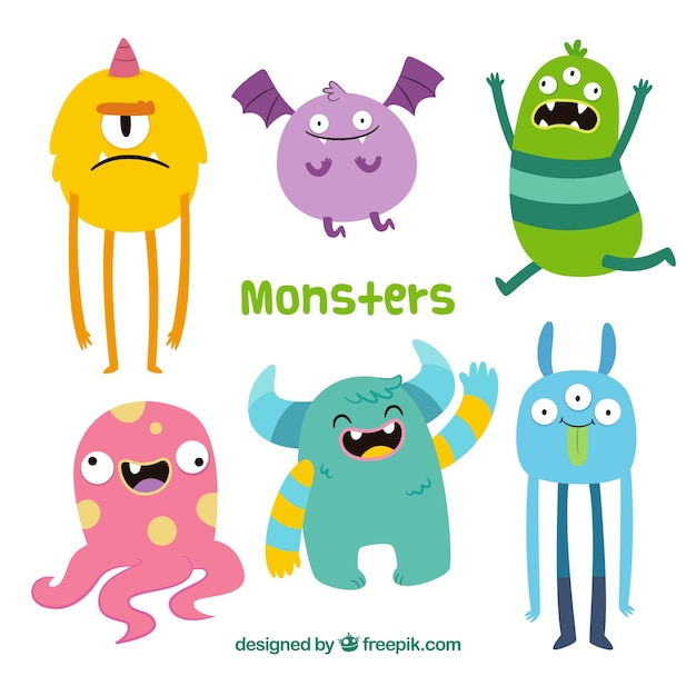 monster vectors photos and psd files free download rh freepik com monster factory monster victory pairing