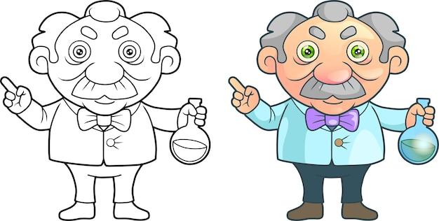 Забавный ученый