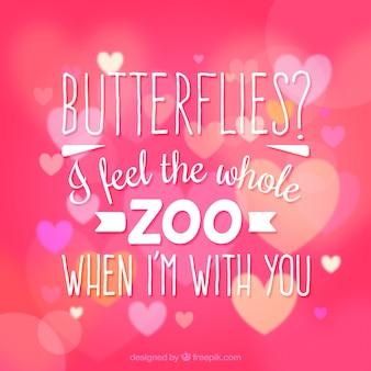 Funny valentine phrase
