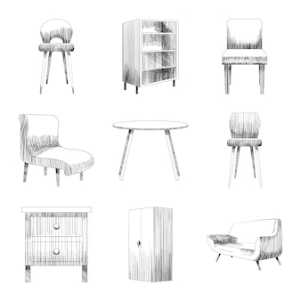 家具およびホームアクセサリー