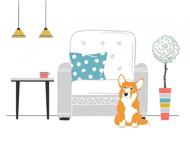 Мебель и различные предметы интерьера