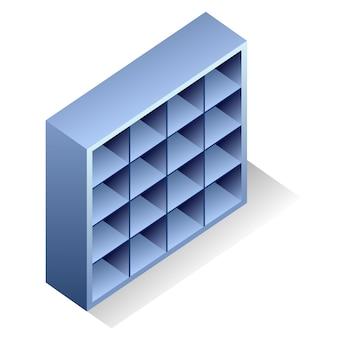 Мебель изометрическая