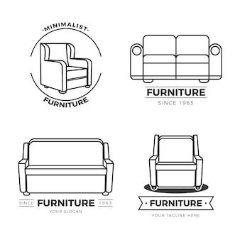 家具ロゴコレクション