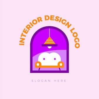Furniture logo concept