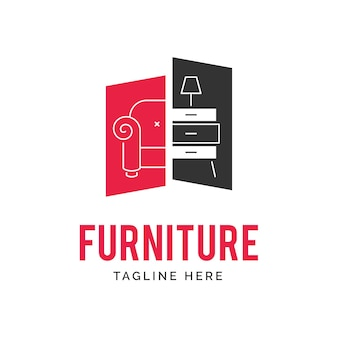 Мебель логотип