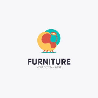 家具のロゴ