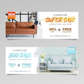 Продажа мебели в стиле шаблона