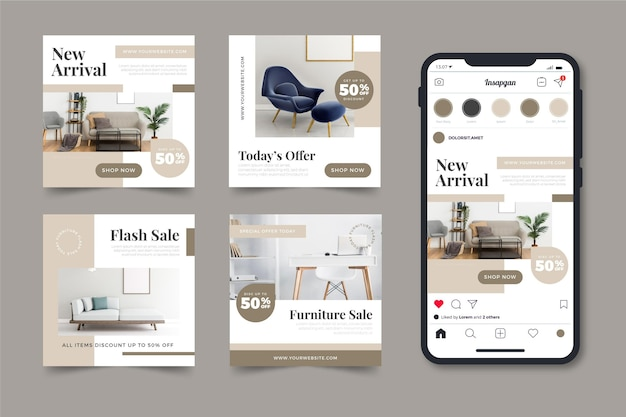 Продажа мебели ig post pack с фото