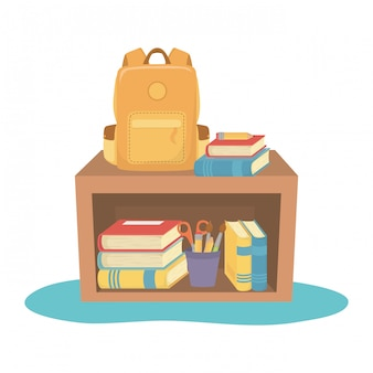Furniture and school supplies