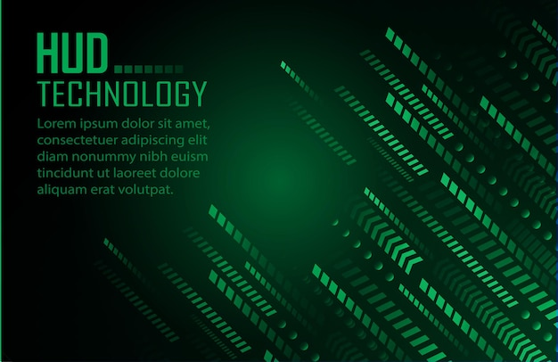 Future security technology background abstract computer cyber concept digital network