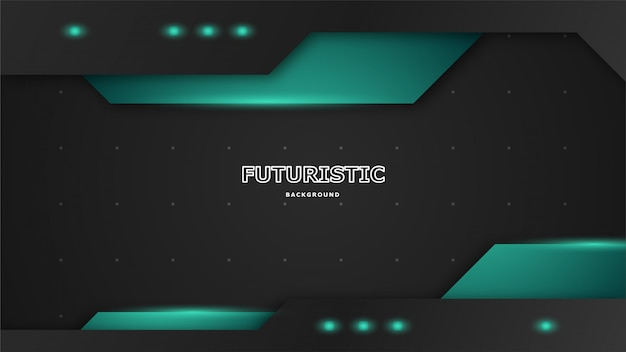 Futuristic background