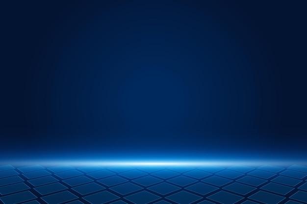 Футуристический геометрический фон
